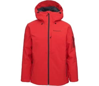 Peak Performance Maroon Men Ski Jacket
