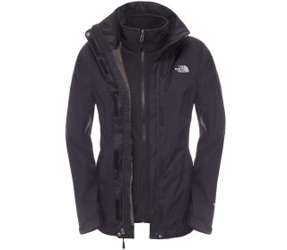 The North Face Evolve II Triclimate Dam Dubbel jacka
