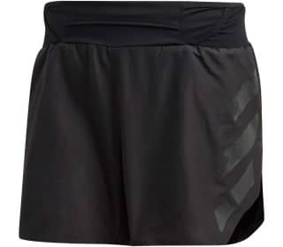 adidas TERREX Trailrunning Agravic Split Heren Shorts