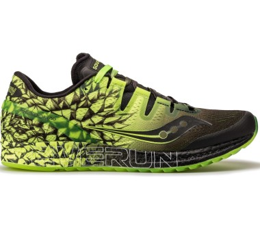 Saucony - Ryoono Freedom Iso men's running shoes (green/black)
