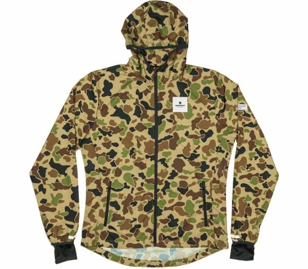 SAYSKY Camo Pace Men Running Jacket - 1