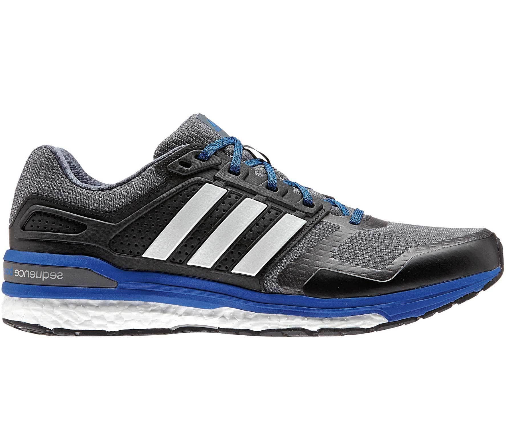 cheap for discount a6a43 51304 Adidas - Supernova Sequence Boost 8 men s running shoes (grey blue)