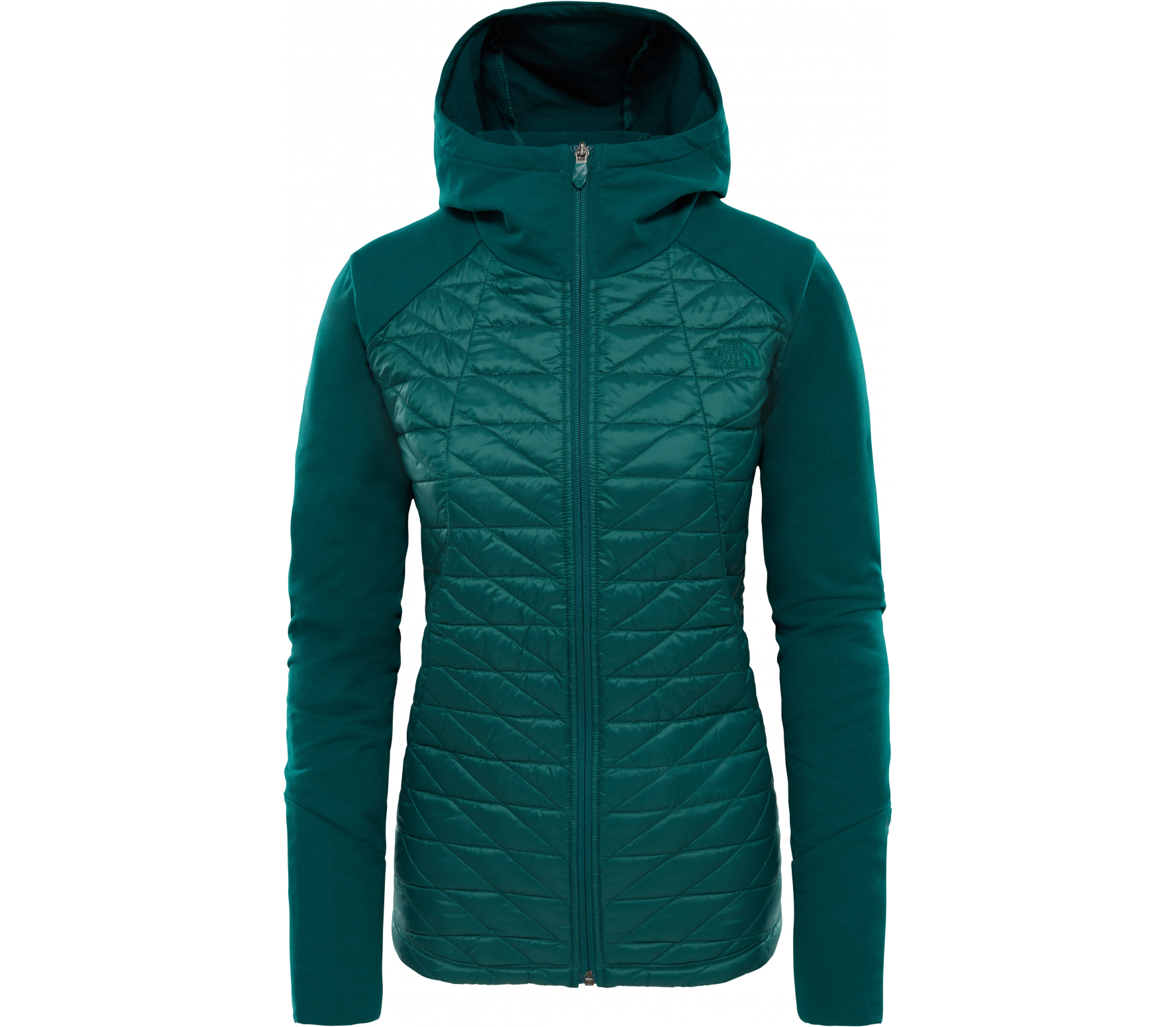 The North Face - Motivation ThermoBall® women's functional jacket (green)