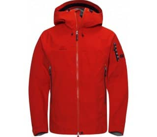 Bec de Rosses Men Hardshell Jacket
