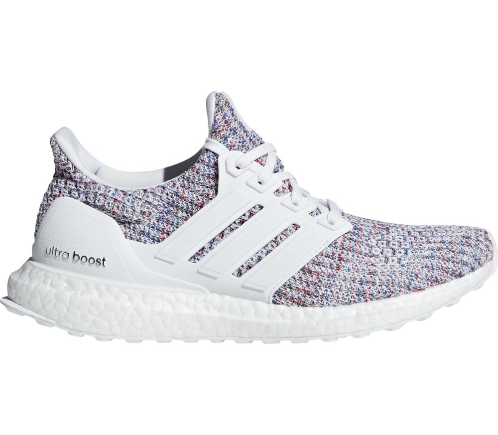 adidas - Ultraboost women's running shoes (multicolour/white)