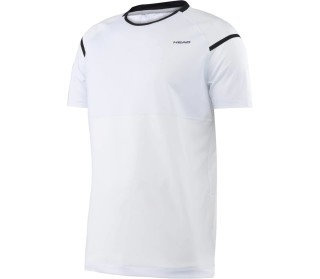 Performance Crew Cool Men Tennis Top