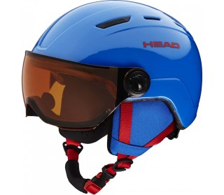 Mojo Visor Junior Skihelm Enfants