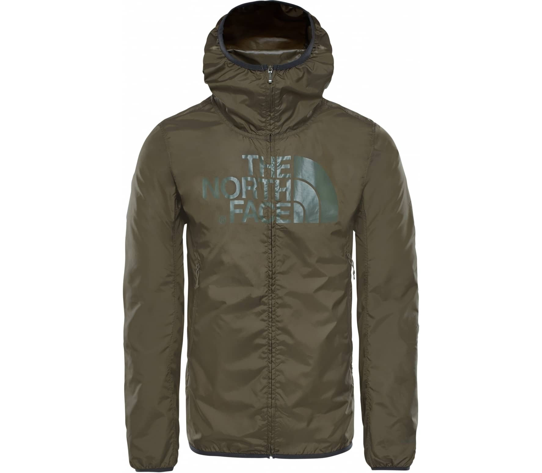 8e3fa1970 The North Face - Drew Peak WindWall? men's windbreaker (olivgrün ...
