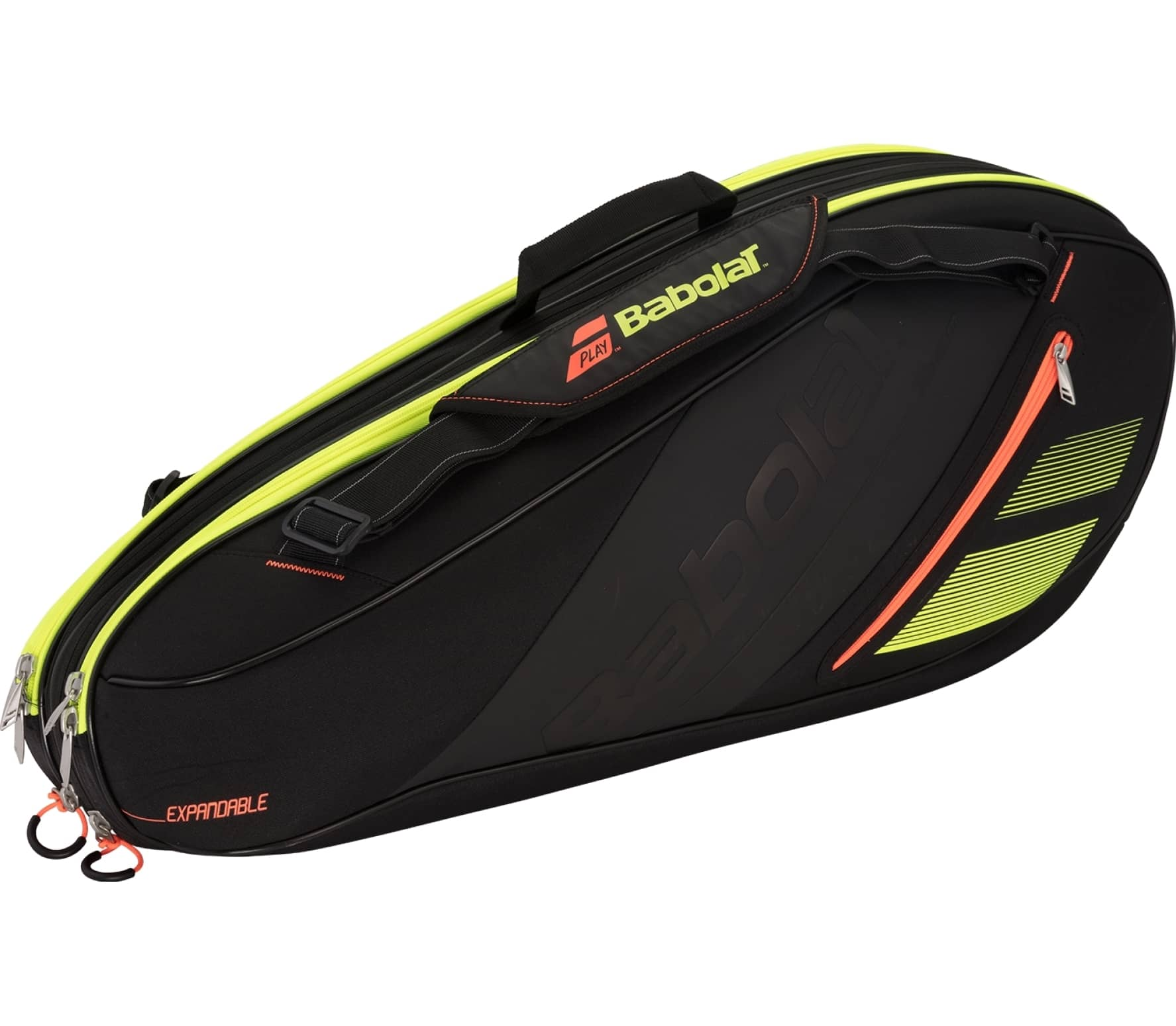 Babolat - Racket Holder X6 Expandable tennis bag (multi-coloured)