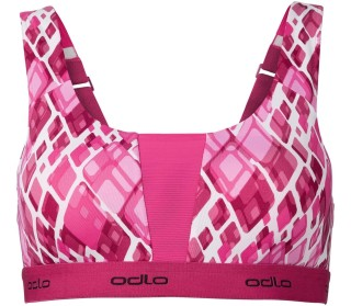 ODLO Padded Medium Donna Reggiseno sportivo