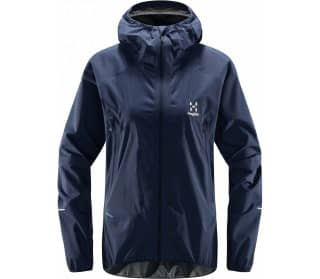 L.I.M PROOF Multi Damen Regenjacke