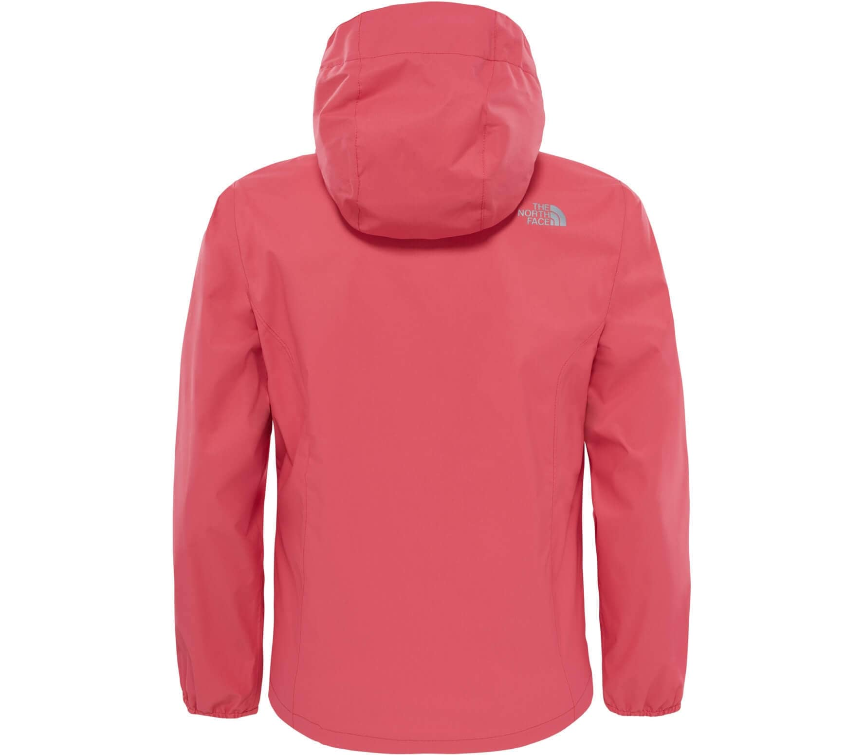 c5dcfdc63f705 The North Face - Resolve Reflective impermeable para niños (rosa ...