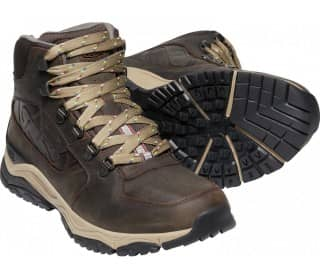 Innate Leather Mid Wp Ltd Heren Wandelschoenen