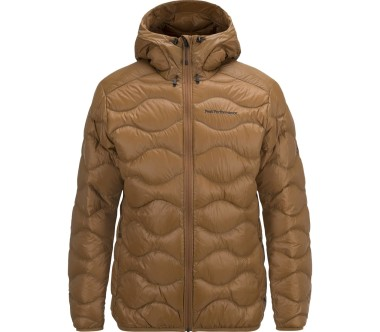Peak Performance - Helium H men's down jacket (brown)