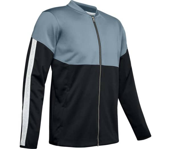 UNDER ARMOUR Athlete Recovery Knit Warm Up Men Top - 1