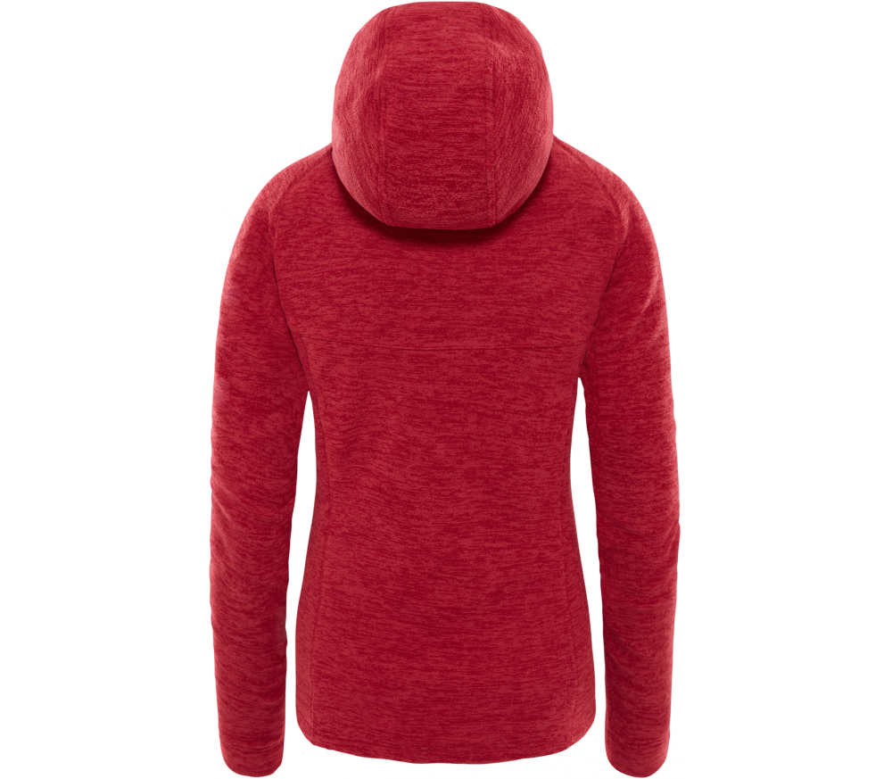 The North Face - Nikster Full-Zip Damen Outdoorjacke (rot)