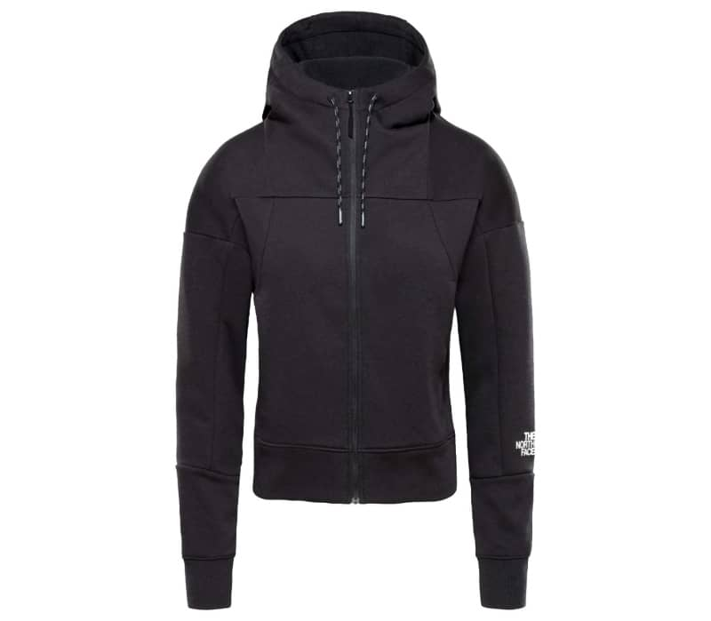Light Fullzip Fleece Hood Damen Hoodie