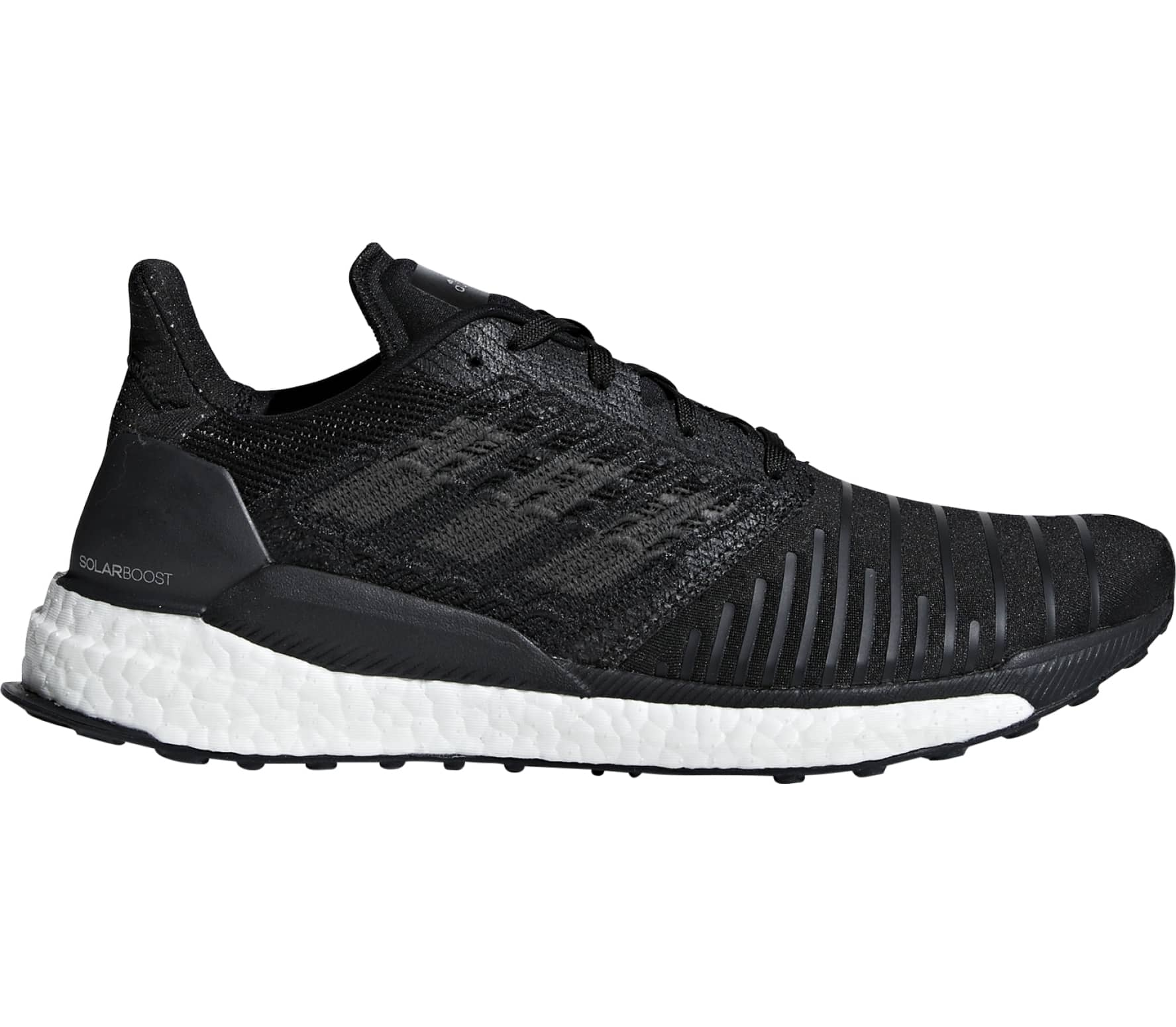 3201d9ffd Adidas - Solar boost men s running shoes (black) - buy it at the ...