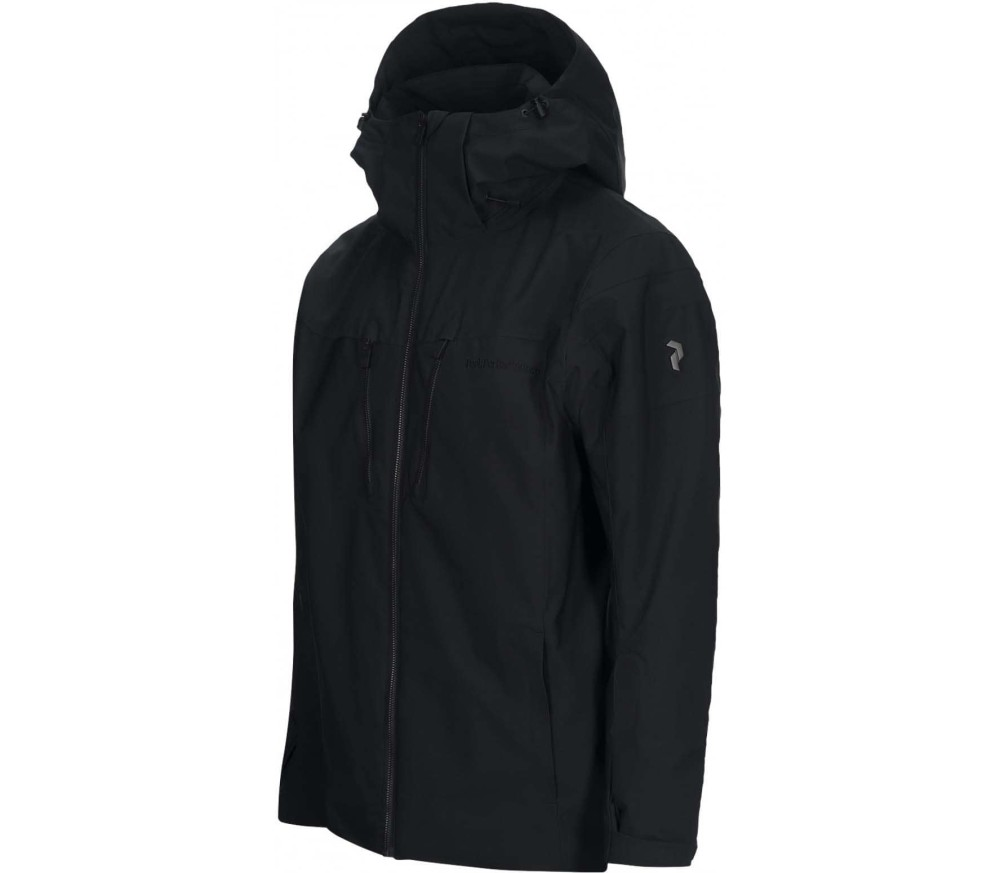 Peak Performance - Lanzo men's ski jacket (black)