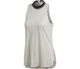 adidas by Stella McCartney Mesh Damen Trainingstop