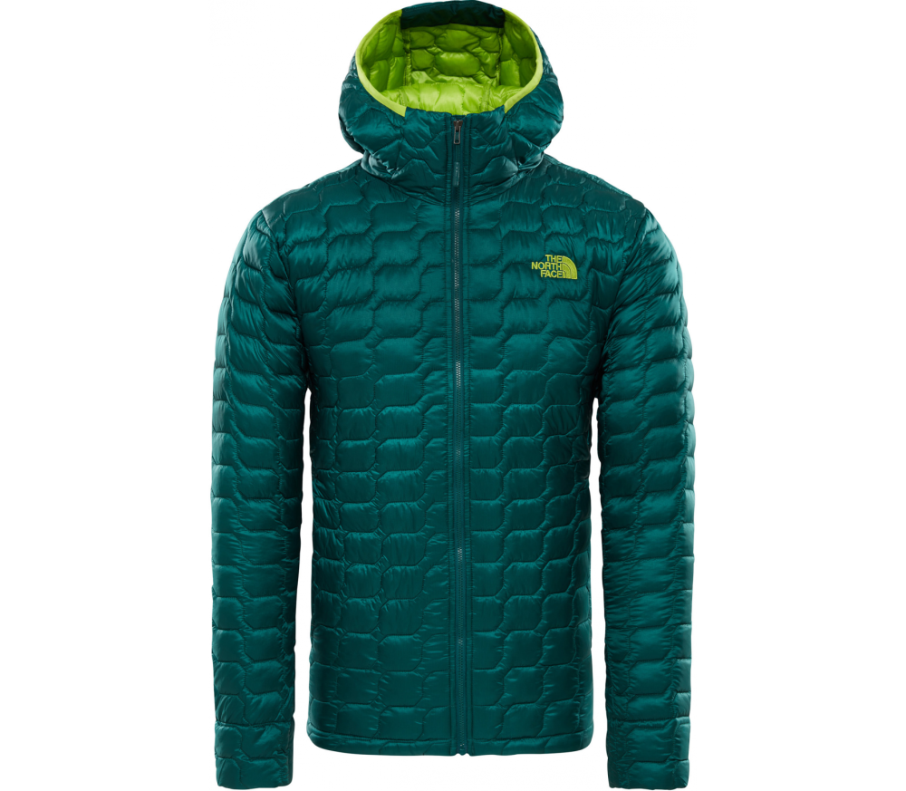 29adcee23b The North Face - ThermoBall Pro veste isolante pour hommes (vert ...