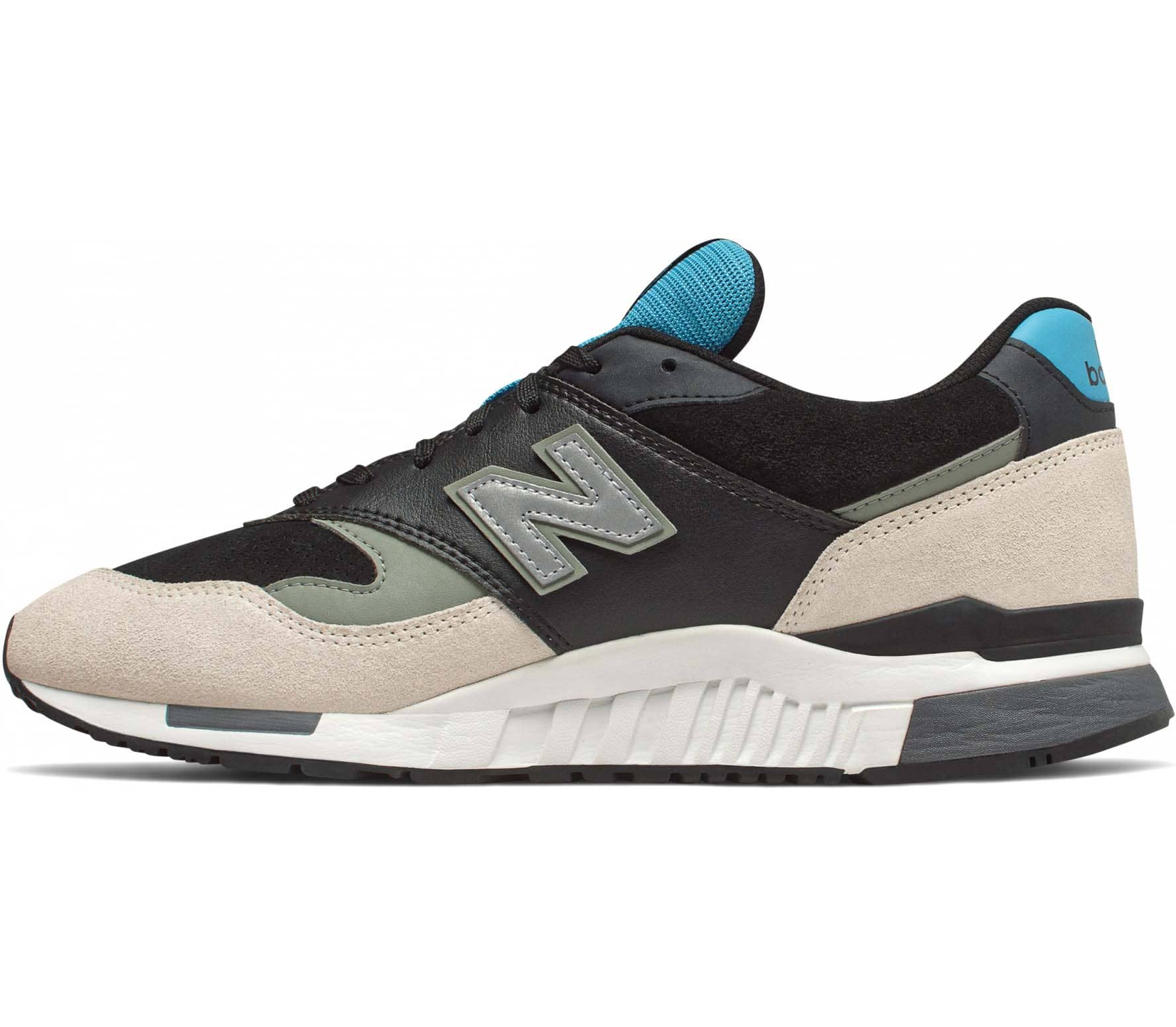 basket new balance multicolore