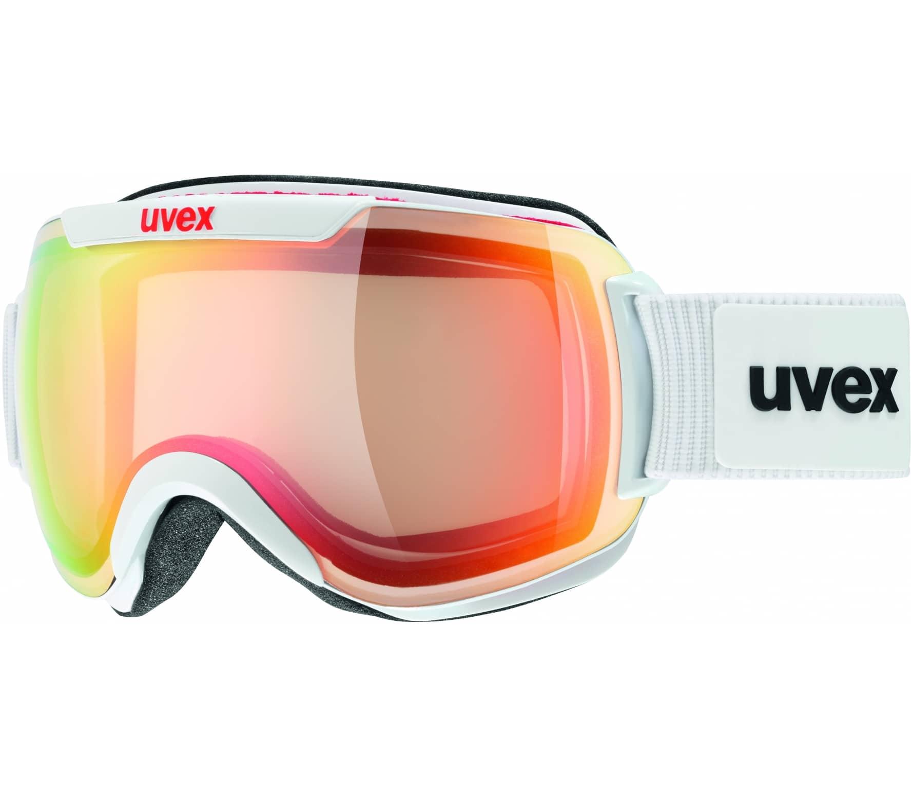 Uvex - Downhill 2000 Vfm Skibrille (weiß)