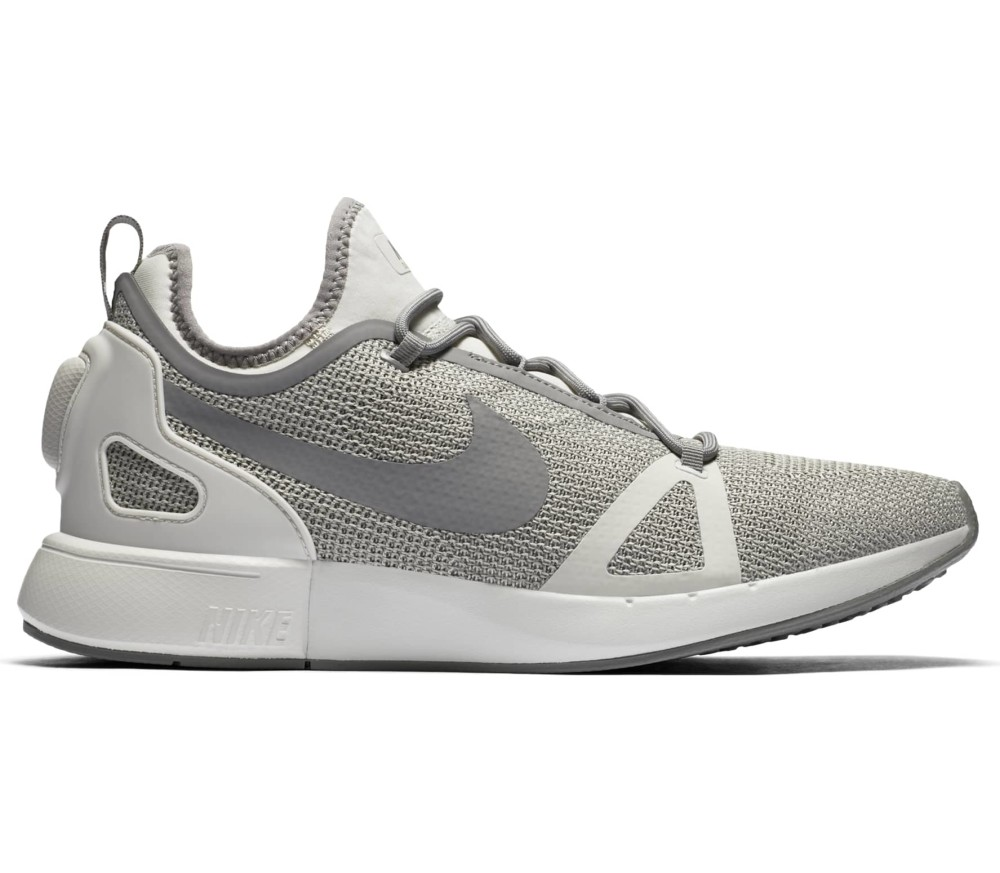 new arrival a34f5 44586 Nike - Duel Racer mens sneaker (greywhite)