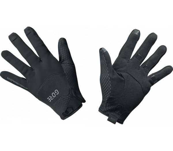 GORE® WEAR C5 Windstopper Cycling Gloves - 1