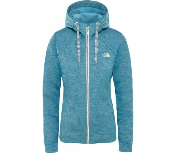 THE NORTH FACE Kutum Zip-In Women Fleece Jacket - 1