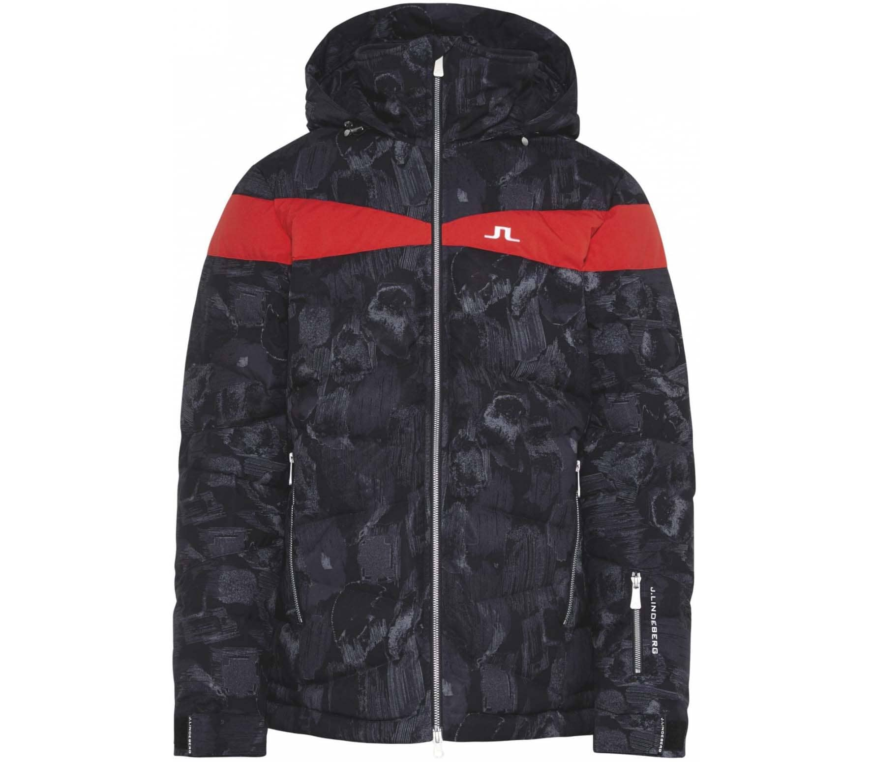 J.Lindeberg - Crillon Down JL 2Lrint men's skis jacket (black)