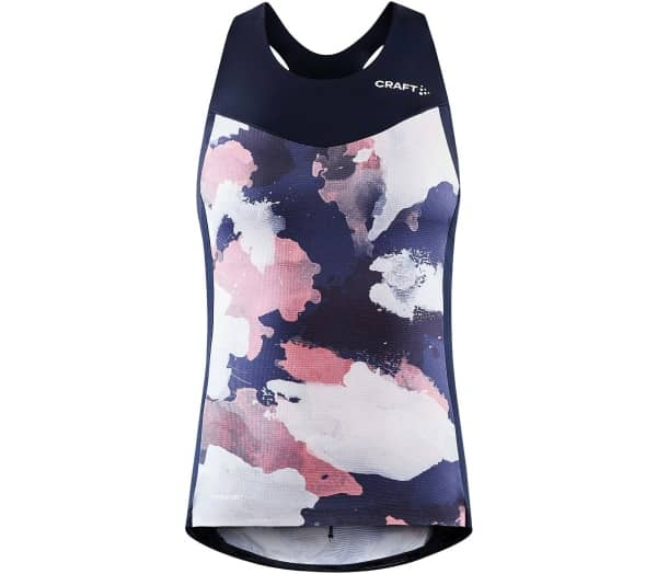 CRAFT Adv Endur Singlet Dames Fietstrui - 1