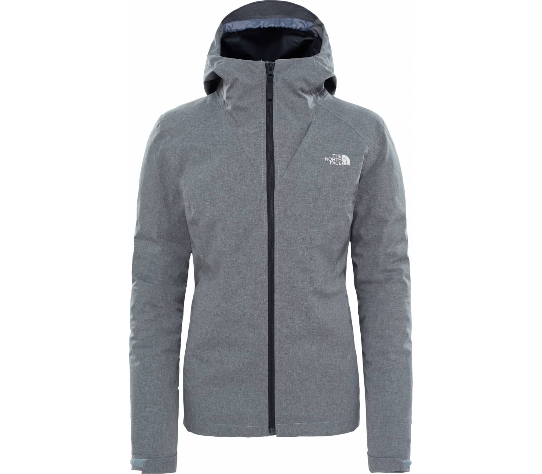 f2757c04dcd16 The North Face - ThermoBall® Triclimate® Femmes Veste de fibres  synthétiques (gris)