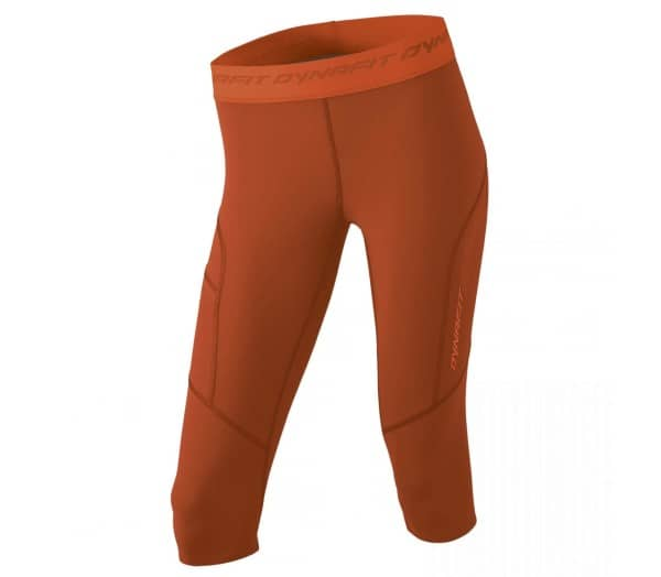 DYNAFIT React 3/4 Women Functional Trousers - 1