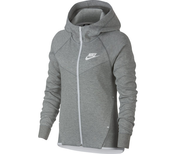 NIKE SPORTSWEAR Tech Fleece Windrunner Damen Hoodie - 1