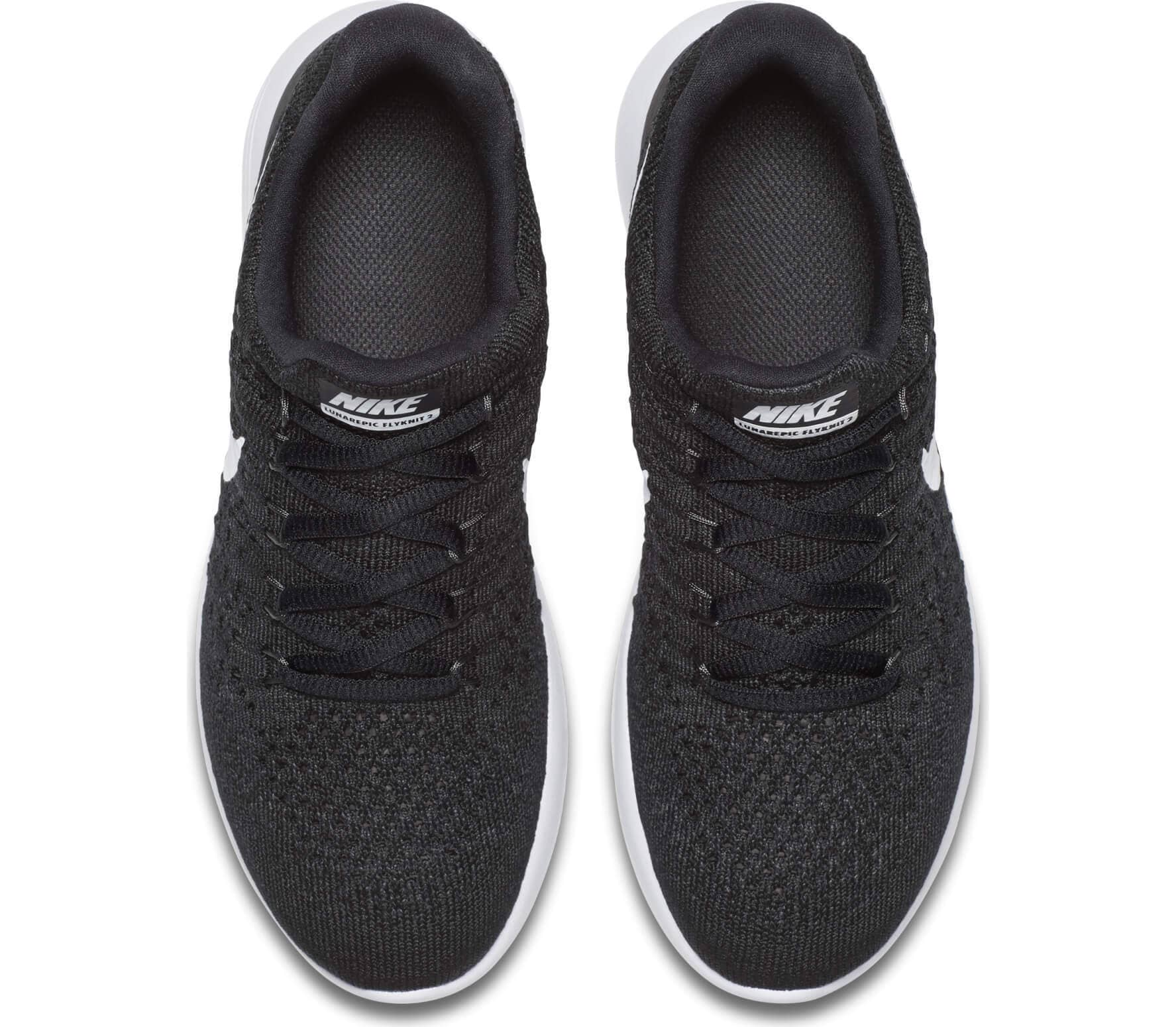 info for c7a9d 94bdf Nike Lunar Epic Low Flyknit 2 Children black