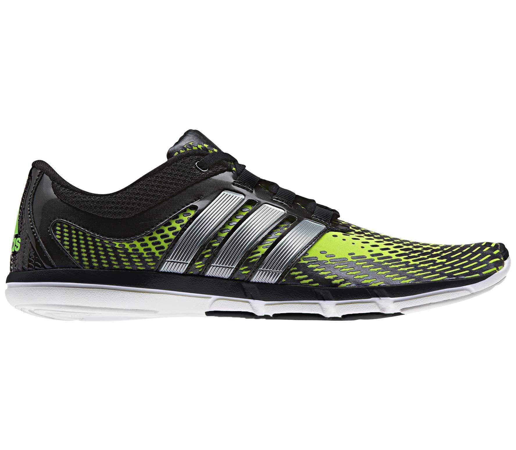 brand new a6535 ce914 Adidas - Adipure Gazelle 2 men s running shoes (green black)
