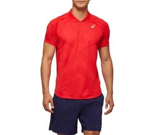 ASICS Elite Hommes Polo tennis
