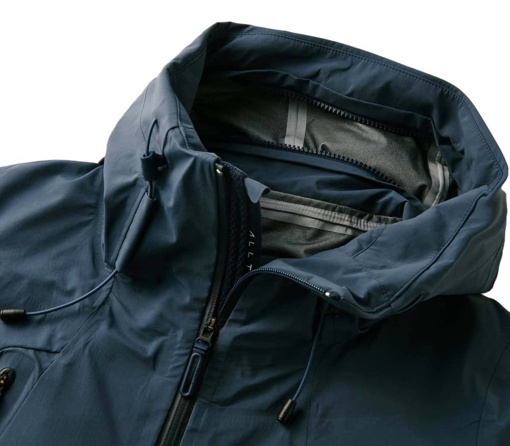 Hard Shell Creas Hommes Coupe-vent