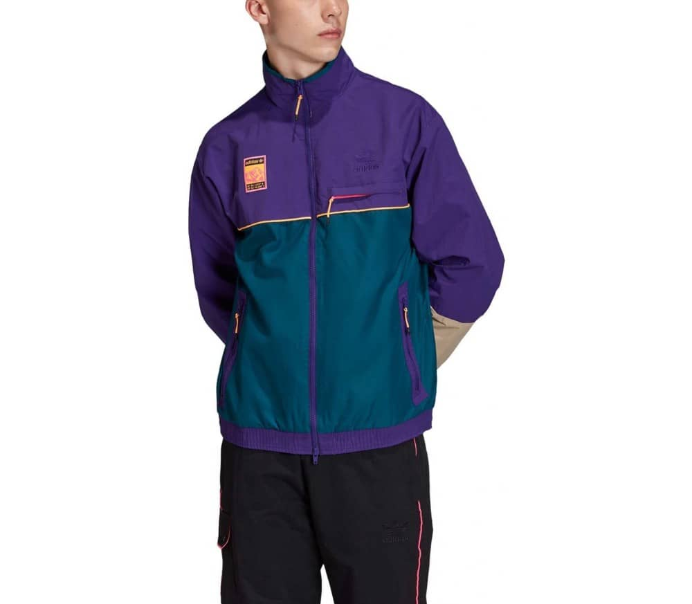 Injection Pack Track Jacket