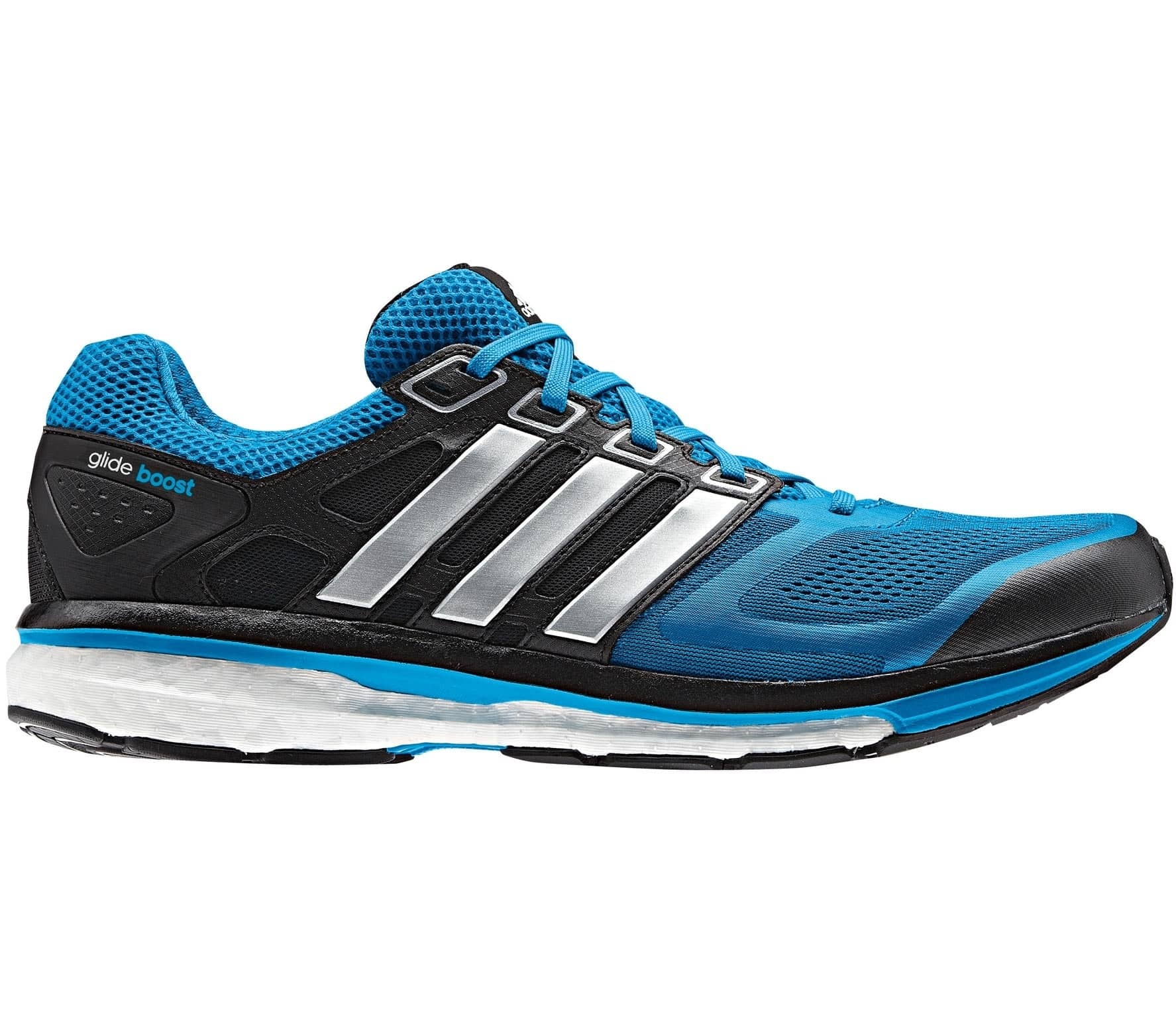 online retailer a7567 98046 Adidas - Supernova Glide 6 men s running shoes (blue black)