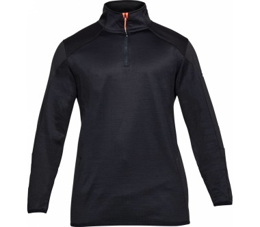 Under Armour Reactor 1/4 Zip Herren silber