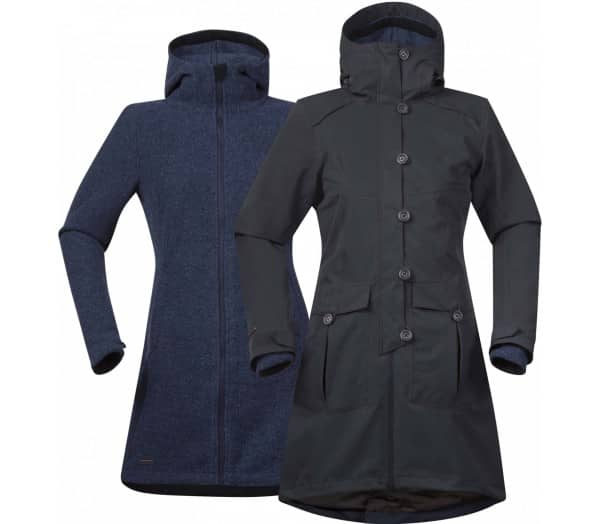 BERGANS Bjerke 3 in 1 Women Coat - 1