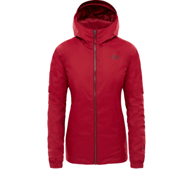 The North Face - Quest Insulated Damen Outdoorjacke (rot)