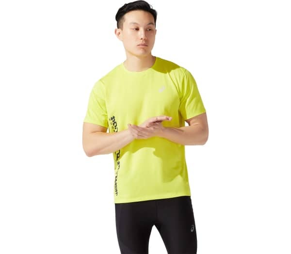 ASICS Smsb Run Men Running Top - 1