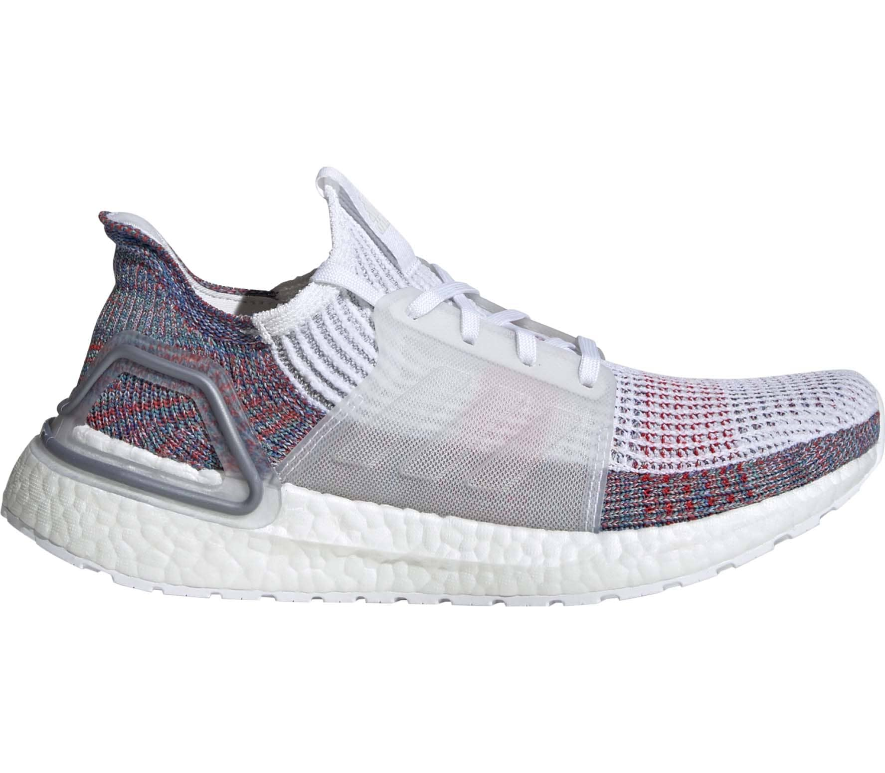 adidas - Ultraboost 19 'Refract' women's running shoes (white)