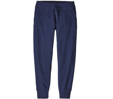 Patagonia - Ahnya women's fleece pants (blue)