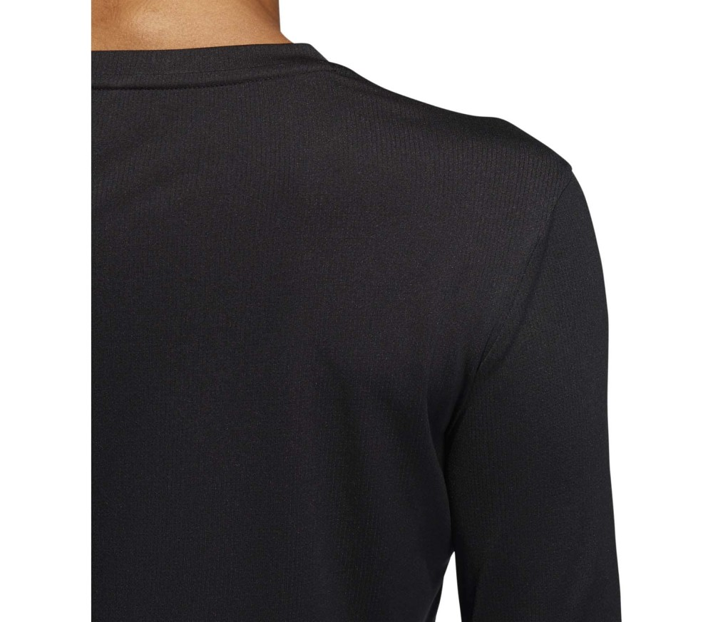 a49e6d49fc3 adidas Own The Run Women Running Long Sleeve black - buy it at the ...