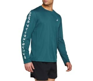 ASICS Katakana Ls Men Running Top