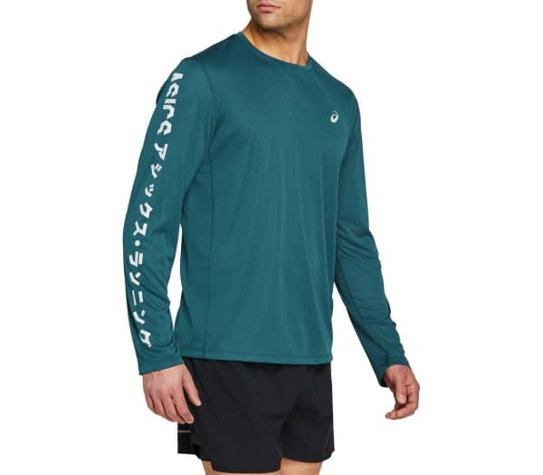 ASICS Katakana Ls Men Running Top - 1